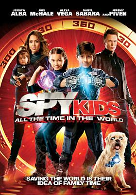 SPY KIDS:ALL THE TIME IN THE WORLD BY ALBA,JESSICA (DVD)