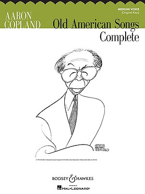 Old American Songs Complete By Copland, Aaron (COP)